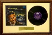 NAT KING COLE  original rare10 inch LP  Presentation